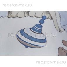 """Lappetti  """"Мишкины игрушки"""" , сатин, арт. 3023"""