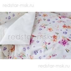 """Комплект в кроватку """"Акварель"""" Perina 6 предметов"""