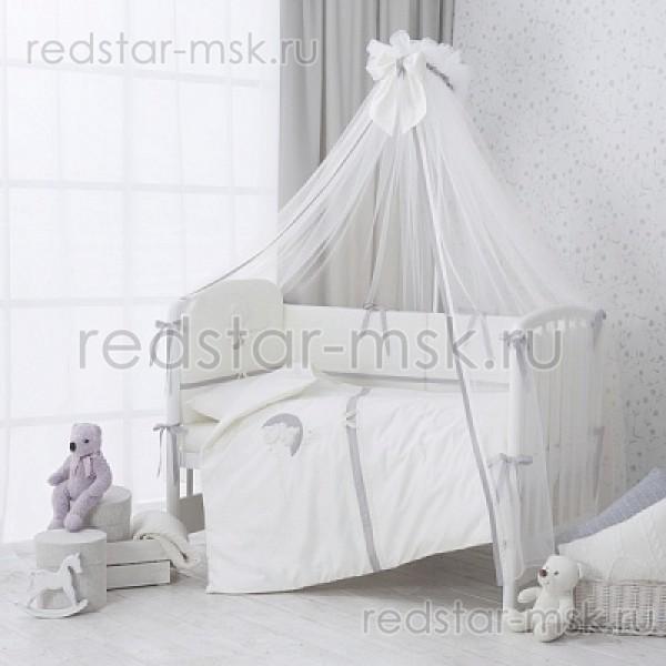 """Комплект в кроватку """"Bonne nuit"""" Perina 6 предметов"""