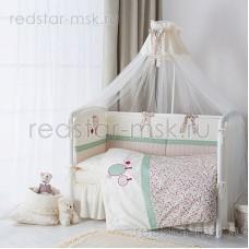 """Балдахин для кроватки """"Клюковка"""" Perina"""