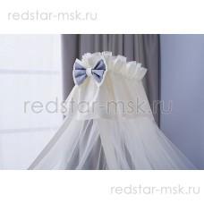 """Балдахин для кроватки """"Котята Лазурь"""" Perina"""