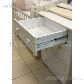 Детский комод с пеленальным столиком С257 Н