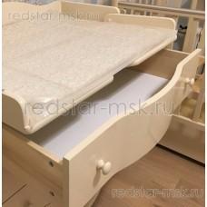 Детский комод с пеленальным столиком С265
