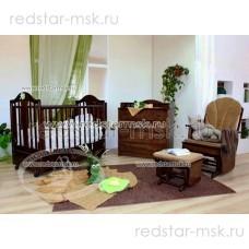 Детский комод с пеленальным столиком С-565