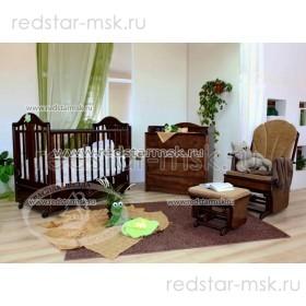 Детский комод с пеленальным столиком С565 Н