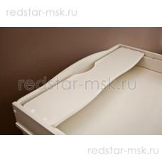 Детский комод с пеленальным столиком С568 П Красная Звезда г.Можга