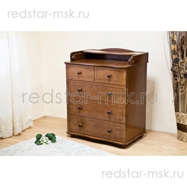 Детский комод  Красная Звезда (Можга)  С575 Н