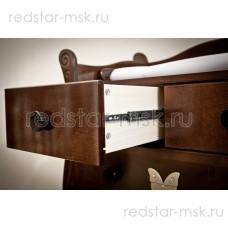 Детский комод с пеленальным столиком С577 Н
