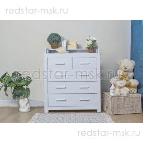 Детский комод с пеленальным столиком С768 П