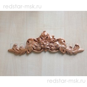 Декоративная накладка на детский комод Красная Звезда г.Можга