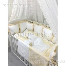"""Комплект MARELE """"Версаль"""" прямоугольной кроватки"""
