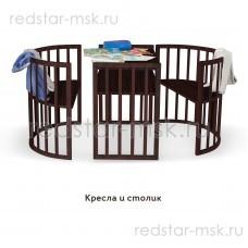 Детская кровать-трансформер Noony Cozy