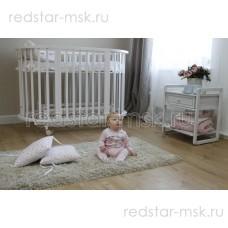 Детская кровать-трансформер Паулина С-315