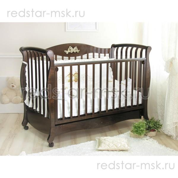 Детская кроватка  Красная Звезда (Можга) Елизавета С553