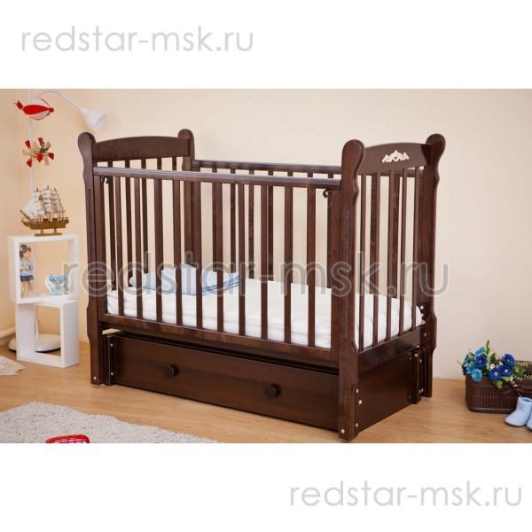 Детская кроватка  Красная Звезда (Можга) Артем С579