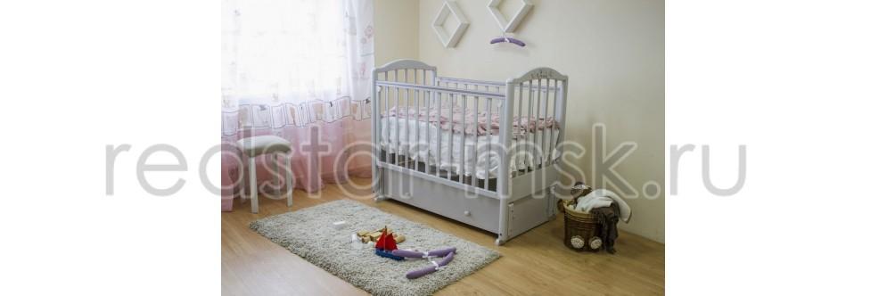 Детская кроватка Красная Звезда (Можга) Регина С580