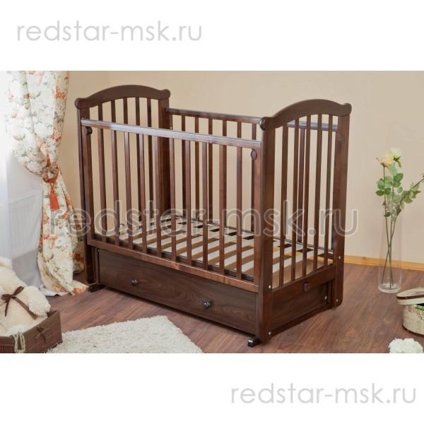 Детская кроватка  Красная Звезда (Можга) Ирина С625