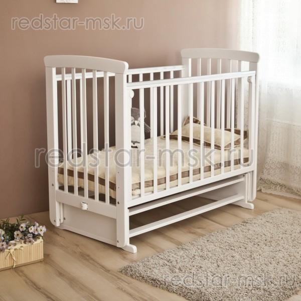 Детская кроватка Красная Звезда (Можга) Марина С702