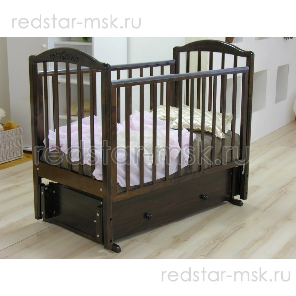 Детская кроватка  Красная Звезда (Можга) Руслан С725
