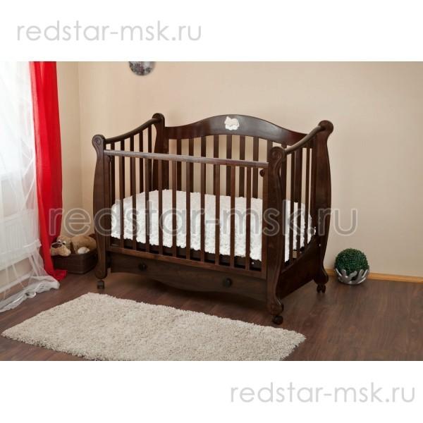 Детская кроватка  Красная Звезда (Можга) Валерия С749