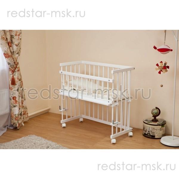 Детская кроватка  Красная Звезда (Можга) Малуша С751