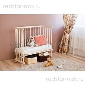 Детская кроватка Малуша С751