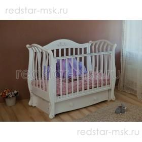 Детская кроватка Юлиана С757