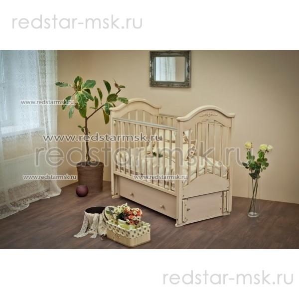 Детская кроватка Ефросинья С-554