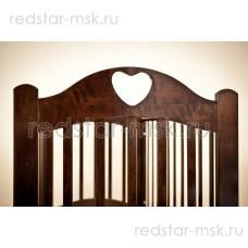 Детская кроватка Любаша С635