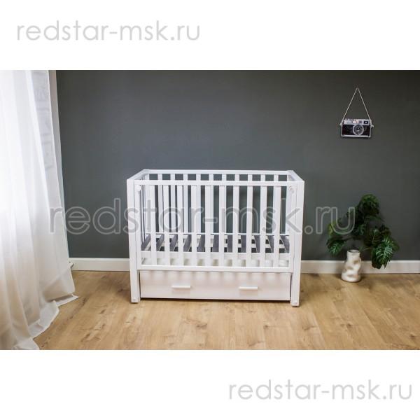 Детская кроватка  Красная Звезда г.Можга Женя С767