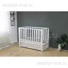 Детская кроватка Женечка C767