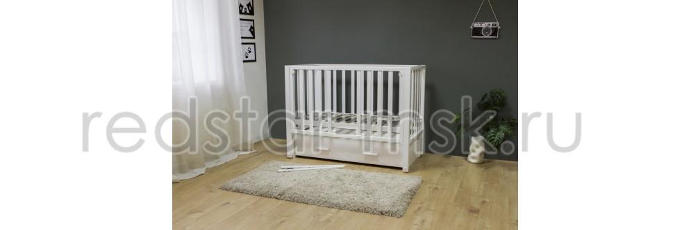 Детская кроватка Красная Звезда (Можга) Женечка С767