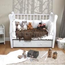 Детская кроватка Сибирочка С779