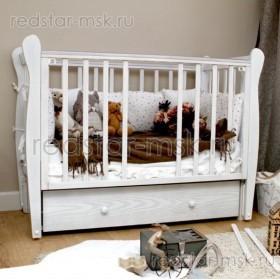 Детская кроватка Сибирочка С-779