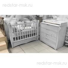 Детская кроватка Сибирочка С777