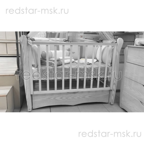 Детская кроватка Сибирочка C-777