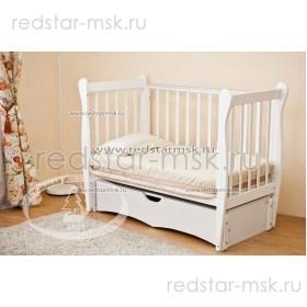 Детская кроватка Сибирочка С-777