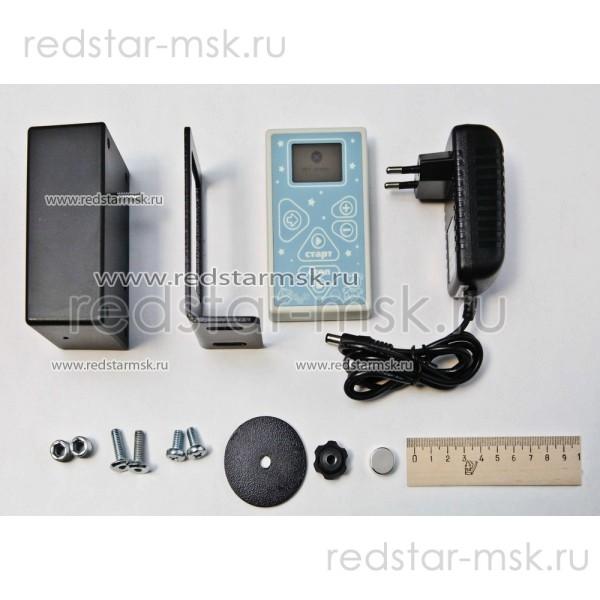 Установка и настройка  устройства автоматического качания №2