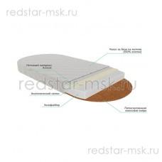 Детский ортопедический матрас Vikalex Палермо  125х65 см.