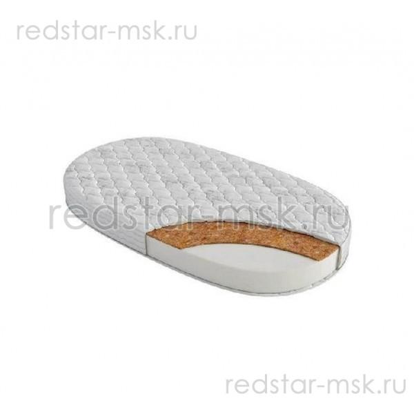 Матрас в круглую кровать Air Baby  125х65 см.