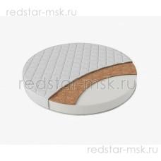Комплект матрасов в круглую кровать  Air Baby  125х65 и 65х65 см.