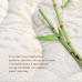Детский ортопедический матрас Bamboo Naturе  (Plitex) 125х65 см.