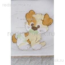 Одеяло для новорожденных Giovanni Puppy(Паппи) 100*120 см.